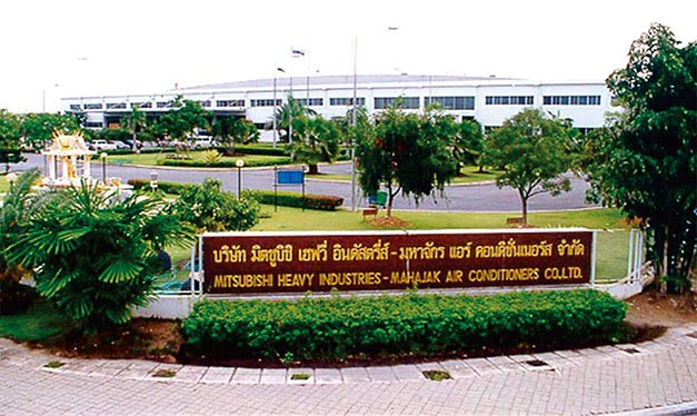 Новые производственные площадки Mitsubishi Heavy Industries